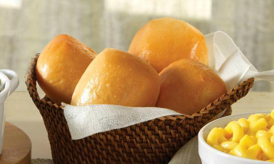 Golden Corral Buffet & Grill of Queensbury: Homestyle Rolls
