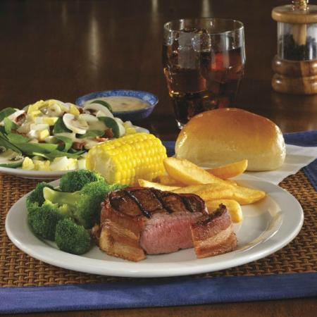 sirloin steak dinner picture of golden corral buffet grill rh tripadvisor com