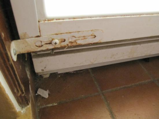 Le case del Principe: Kühlschrank in der Küche