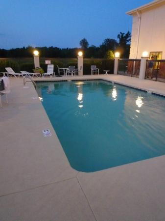 BEST WESTERN PLUS Suites-Greenville: Pool