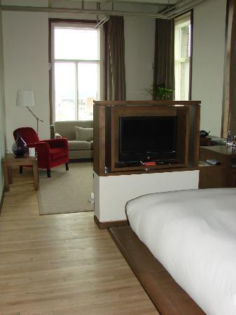 Hotel 71: Notre chambre