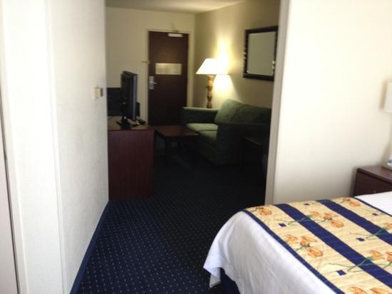SpringHill Suites Pasadena Arcadia: bigg rm