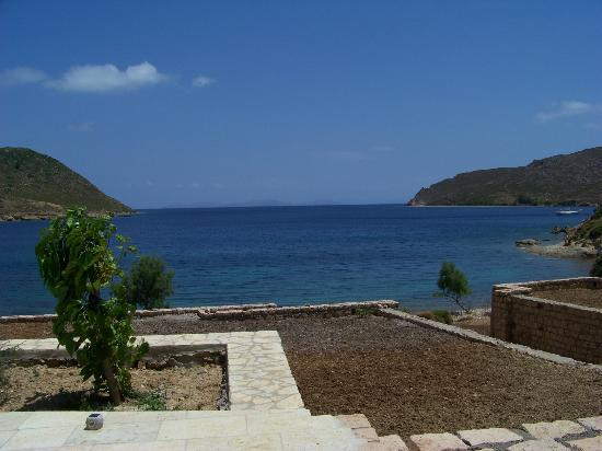 Onar Patmos : View from the villas