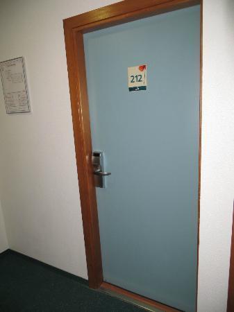 Ibis Jerez de la Frontera: ingresso camera