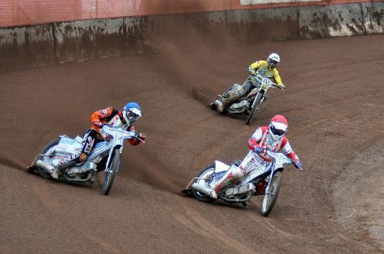 Glasgow Tigers Speedway: wow