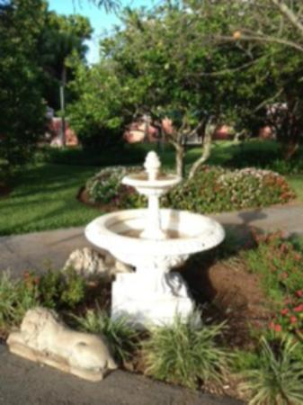 Royal Palms Hotel: Gardens