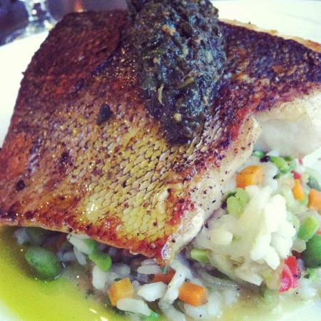 Gazebo Restaurant: Pickerel special