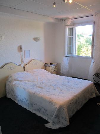Hotel des Colonnes : double room