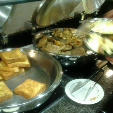 Residence Inn Tampa Westshore/Airport: Hotel Breakfast Buffet