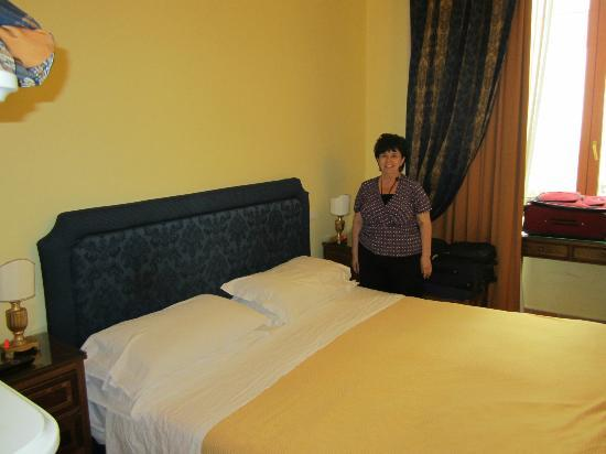 Chiaja Hotel de Charme: Our quiet room