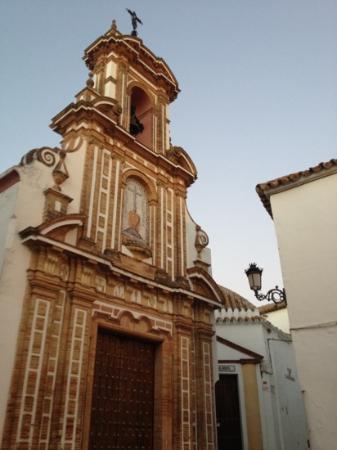Casa Curro Montoya: Vista desde la terraza del bar