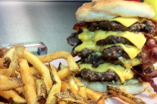 Dave's Burger Barn: Zipper Ripper