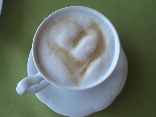 B&B Nonna Luisa: cappuccino