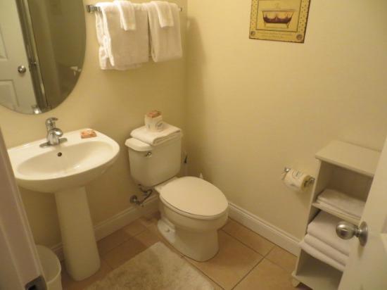 Palazzo Condominiums: bath 2