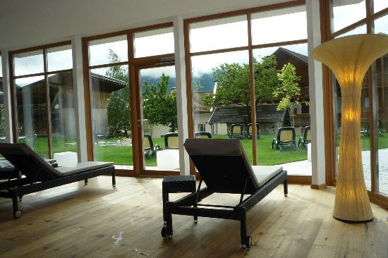 Hotel Gasserhof : Deck Chairs