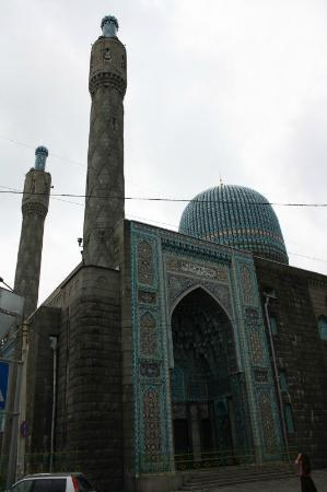‪The Great Mosque of St. Petersburg‬