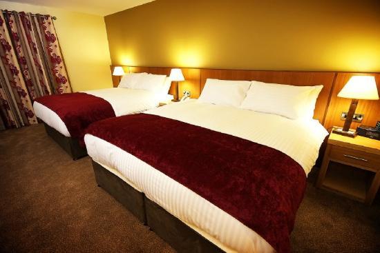 Belmore Court Motel: Superior Triple Room
