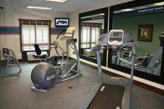 Hampton Inn & Suites Beach Boulevard/Mayo Clinic Area: Recreational Facilities