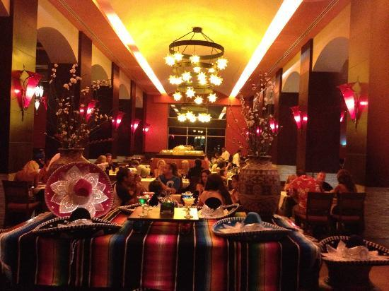 Hard Rock Hotel Punta Cana Restaurant Los Gallos