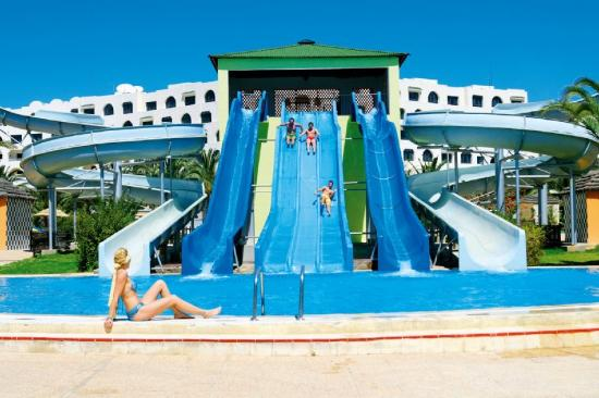 Holiday Village Manar: Waterslides