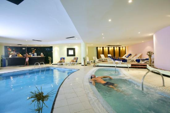 Holiday Village Manar: Indoor Pool