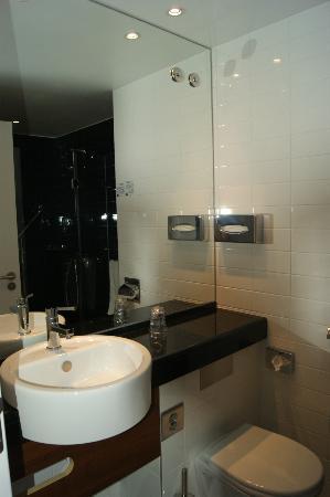 Holiday Inn Express Lisbon Alfragide: Pormenor do WC