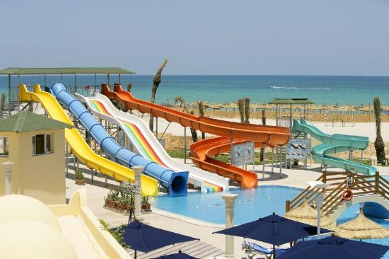 TUI MAGIC LIFE Penelope Beach: Waterslides