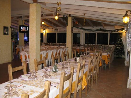 Villa Rosabella - Turismo Rurale: Sala da pranzo