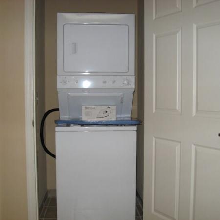 Secret Lake Resort: Laundry Room