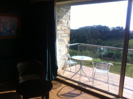 abba Comillas Golf Hotel: habitacion
