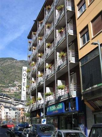 Hotel Cims : Hotel