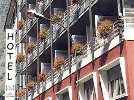 Hotel Cims: Hotel