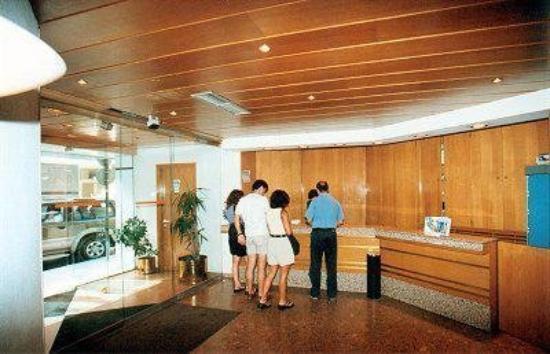 Hotel Cims : Lobby
