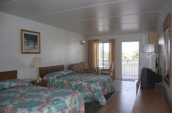 Floridian Inn: Guest Room