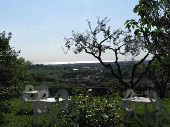 Villa Rosabella - Turismo Rurale : Giardino