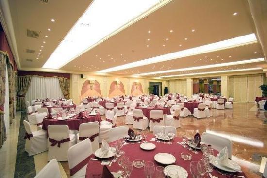 Hotel Zodiaco: Restaurant