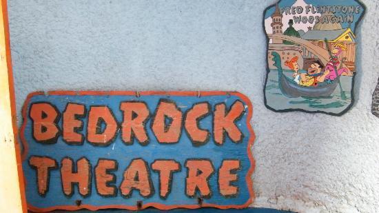Flintstone's Bedrock City: Bedrock Theatre