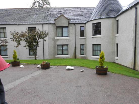 Maryculter House Hotel: outside