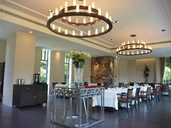 Grand View Resort Beitou: フレンチレストラン