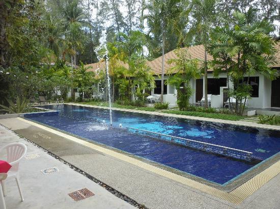 Nai Yang Beach Resort and Spa: fantastic pools...just one of them