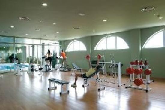 abba Comillas Golf Hotel: Health club