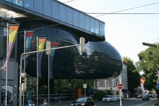 Kunsthaus Graz - Außen