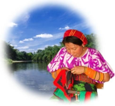 La Casa de Ivanna: Kuna Indian San Blas