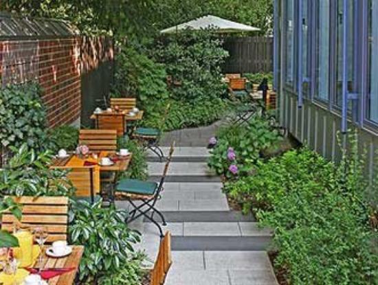FFFZ Hotel und Tagungshaus: Terrasse