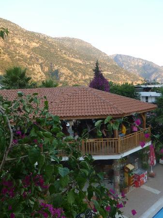 Villa Beldeniz: View from room
