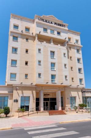 Tryp Melilla Puerto Hotel : Normal BTRYPMelilla Puerto General