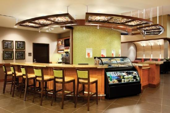 Hyatt Place Ft. Lauderdale Airport & Cruise Port: Breakfast