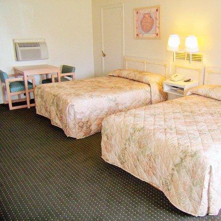 Hilton Motel Crestview FLBeds