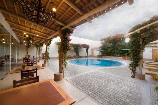 Casa Andina Classic Nasca: Pool