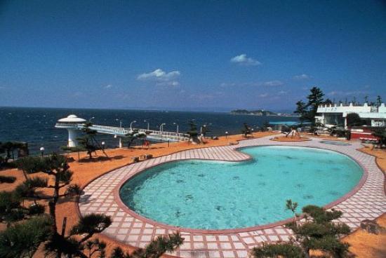 SHIRAHAMA KEY TERRACE HOTEL SEAMORE: Pool